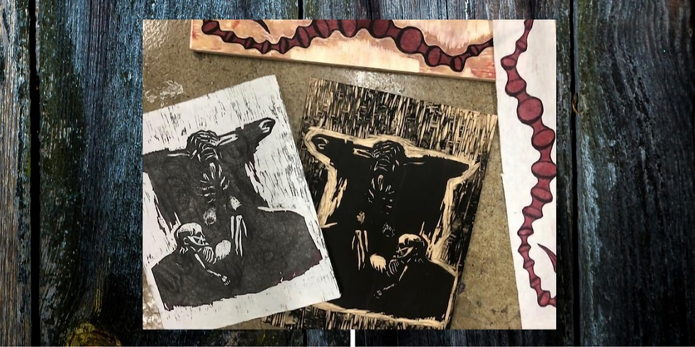 Woodblock Printmaking