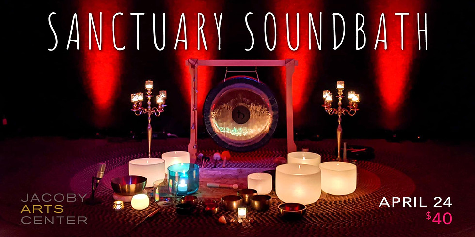 Sanctuary Soundbath by SVOUND