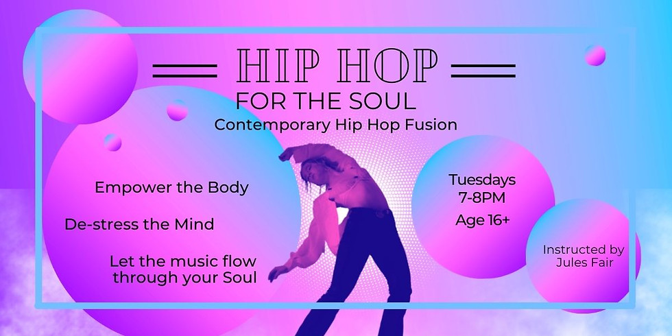 Hip Hop for the Soul