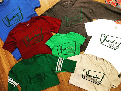 Retro Jacoby T-Shirts