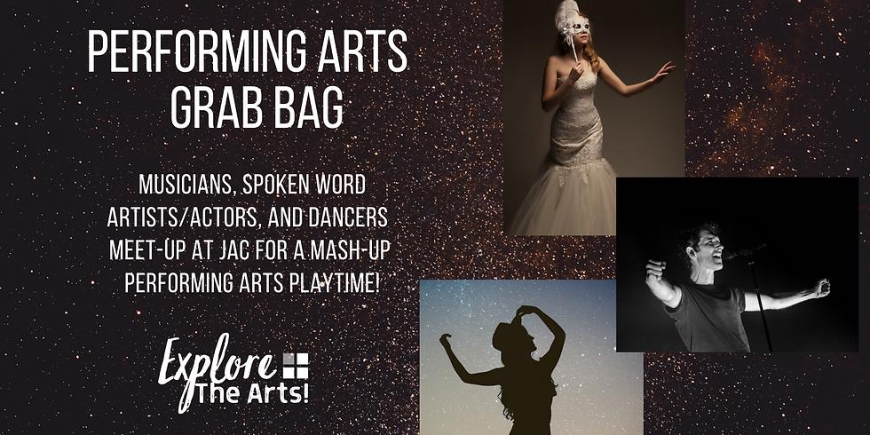 Performing Arts GRAB BAG