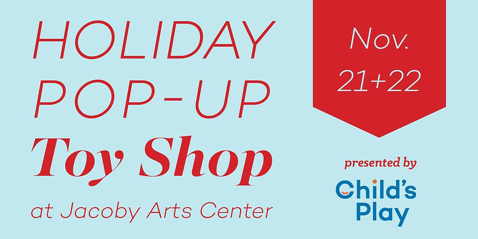 Holiday Pop-up Toy Shop