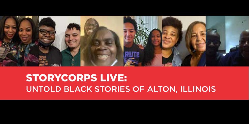 Untold Black Stories of Alton: Live Listening Session