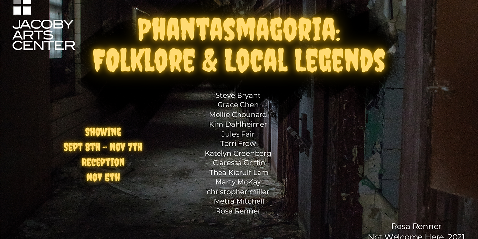 Phantasmagoria: Folklore and Local Legends Reception