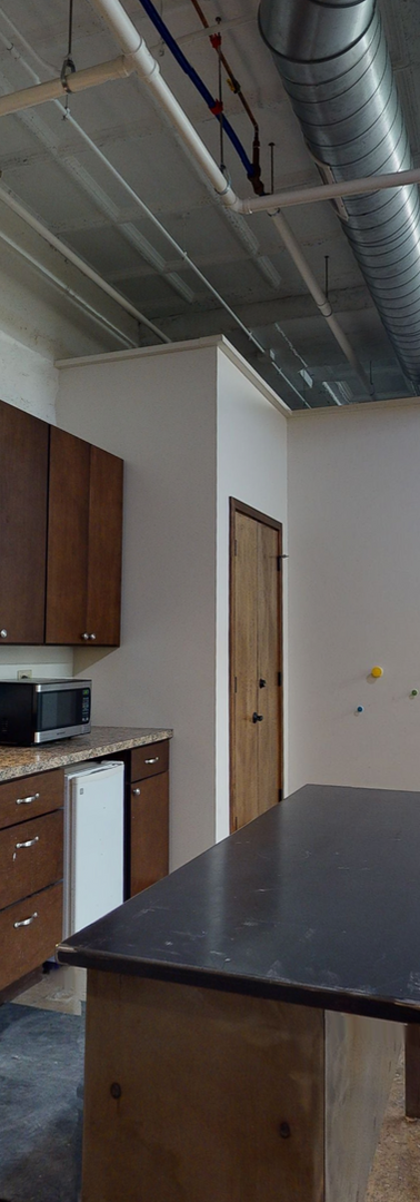 Artist Studios at Jacoby - Kitchen