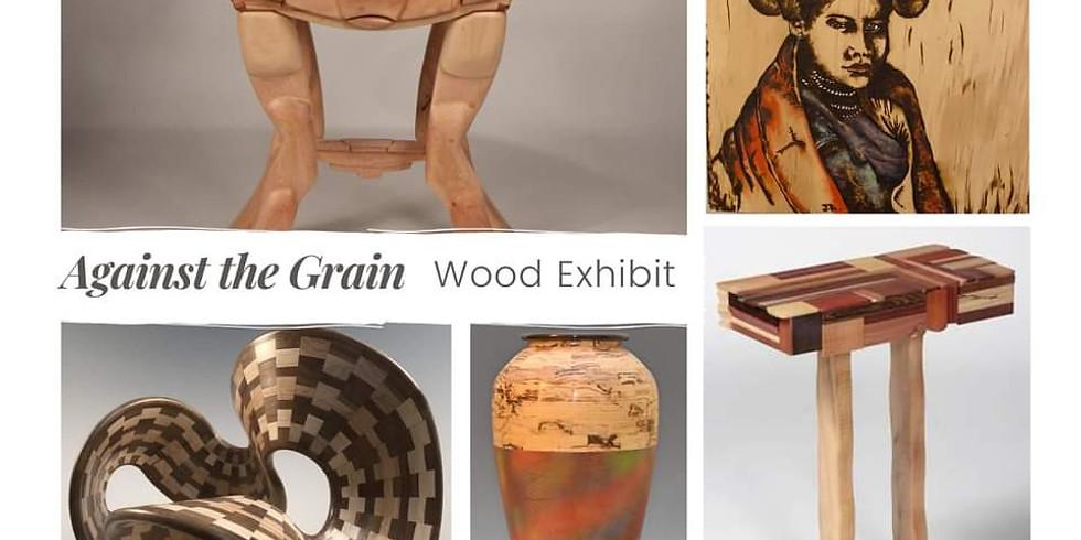 Against the Grain : Wood