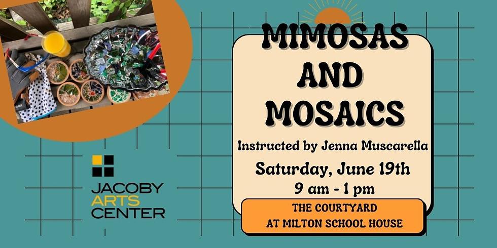 Mimosas + Mosaics