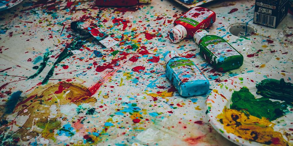 Messy Art Camp