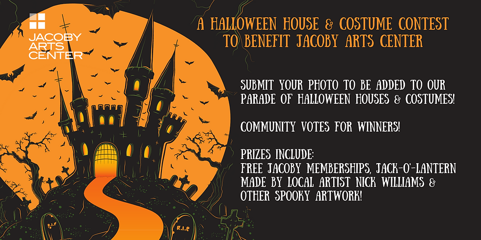 Halloween House and Costume Contest