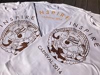 インスパイア カーニバル 記念 Tシャツ