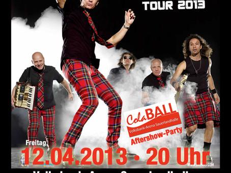 BRINGStour 2013