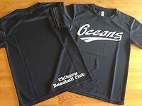 オーシャンズ ベースボール チーム Tシャツ