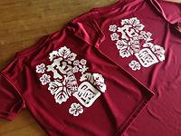 南房総 和田 花園 お祭り用 Tシャツ