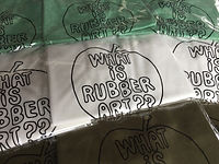 Rubber Art tee