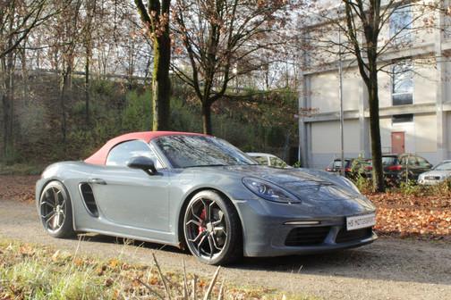 Brracuda Ultralight Projekt 1.0 Porsche