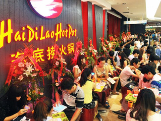 China exporting culture as economy grows