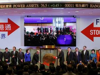 Link Opens Between Hong Kong and Shanghai Stock Markets