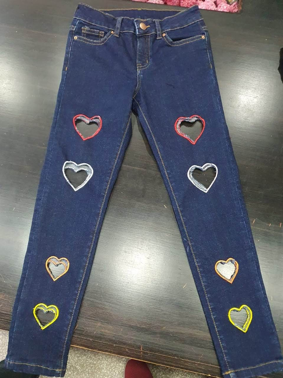 Denim line for kids