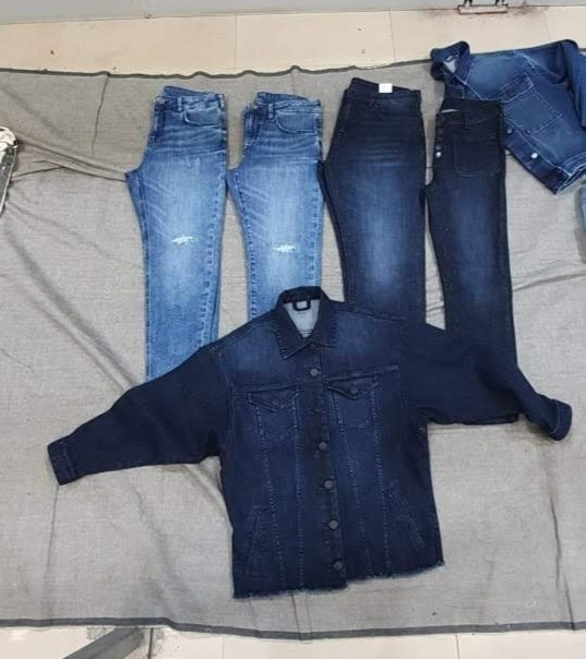 Full denim line development