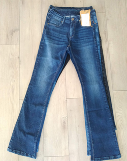Flare jeans project