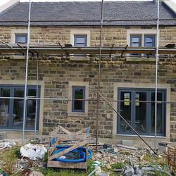 Timber windows and bi fold doors supplie