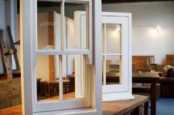 Timber sash and casement windows