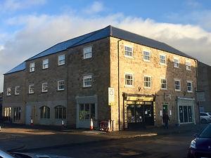 Hardwood sash windows Bakewell