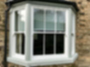 Hardwood Sash Bay Window
