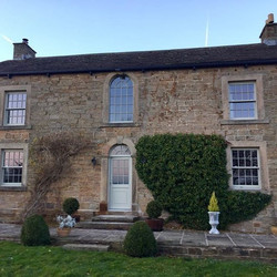 Hardwood sash windows and door project at Dronfield, Chesterfield really did transform the property