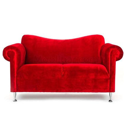 Anger Love Seat