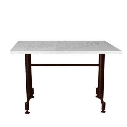 Mesa con cubierta de Formaica  Rectangular