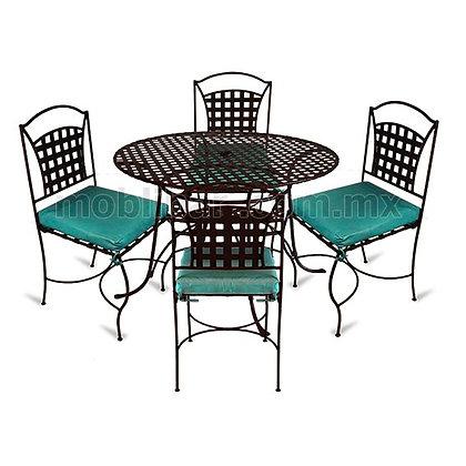 Comedor Veranda 4 y 6 Personas