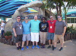 Fun at SeaWorld San Diego