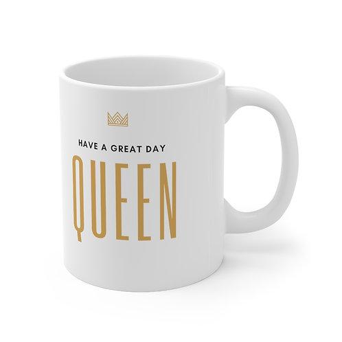 Queen Mug 11oz