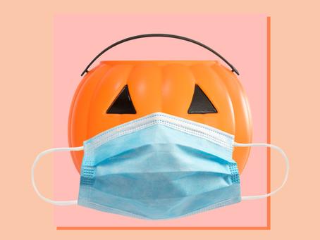 Halloween: Safe Ways to Celebrate + Hall-O-Screen!