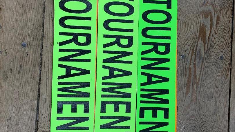 Bass Outboard Tournament Banner