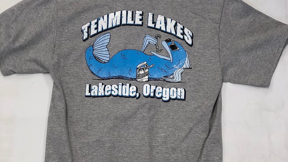 Tenmile Tee Shirt Fish