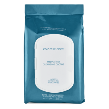 Colore Science Hydrating Cleansing Cloth