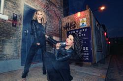 Modelo: Toni Wood & J Strazz