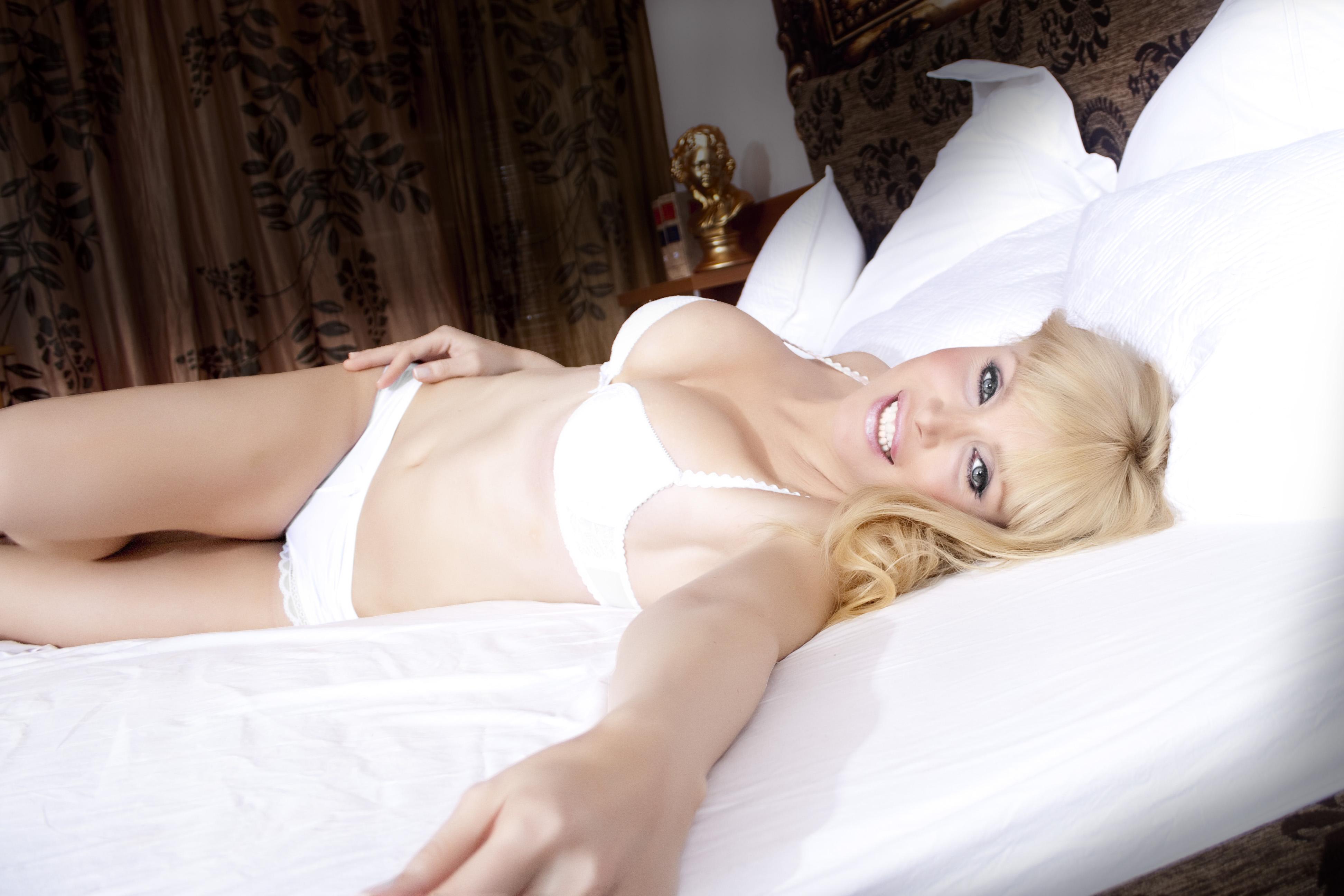 Modelo: Marta Prieto