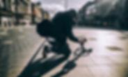 Съемки фильма Улицы