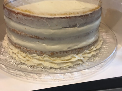 """10"""" Double Layer Cake"""