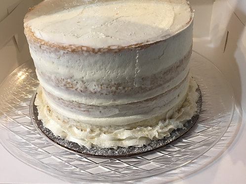 Naked Cake Design (2 Layers)