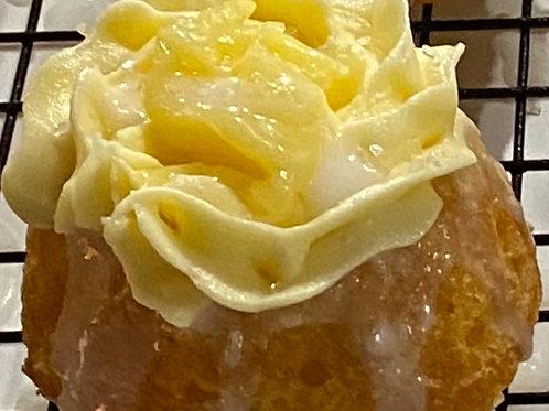 Lemon Bundt Cupcakes