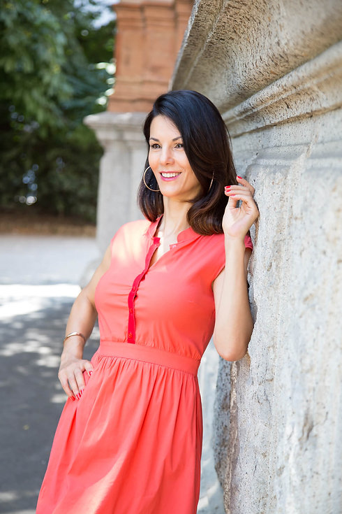 Antoinette Turkie CV Writer Milano