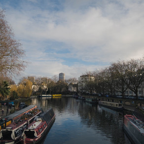 Top Five Places to Visit Along the Grand Union Canal: Kensal Green to Little Venice