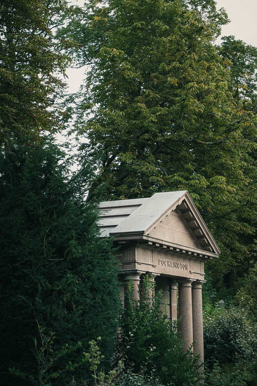 Photograph of Highgate Cemetery