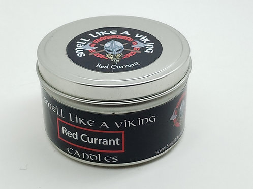 Red Currant Man Candle