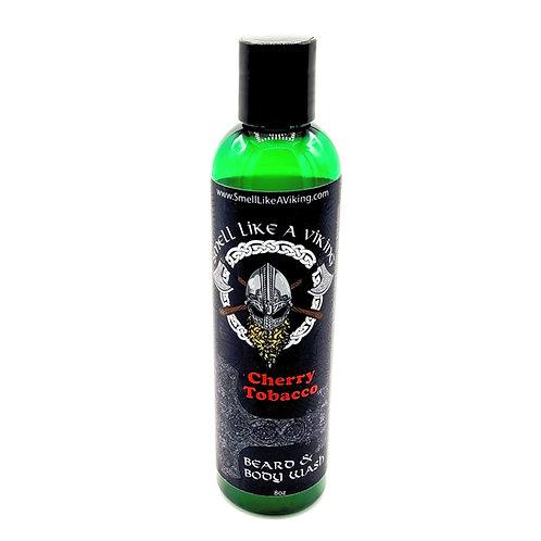 Cherry Tobacco Beard/Body wash