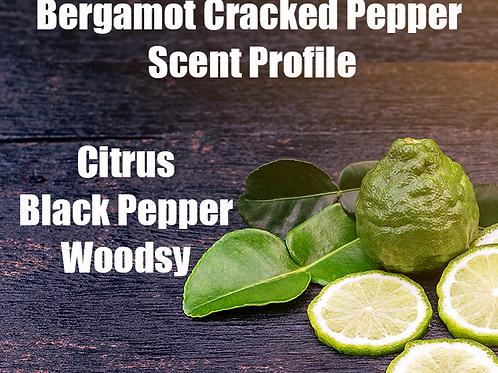Bergamot Cracked Pepper Beard Oil